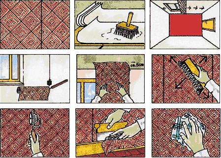 Как зашпаклевать стены своими руками фото